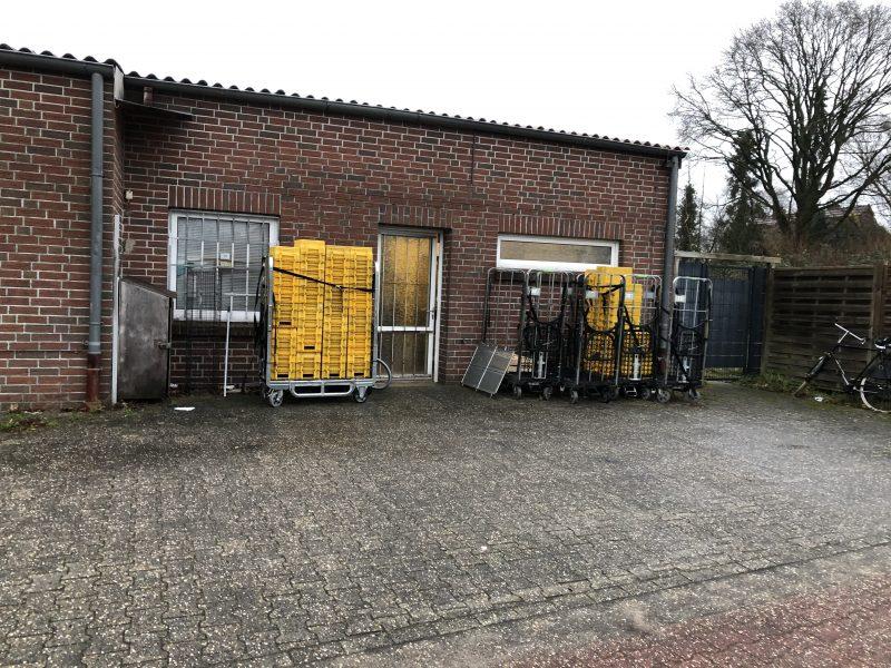 Hesel / Gewerbefläche ab 1.02.2019 Frei